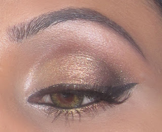 mac goldmine dazzling sketch carbon