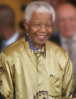 Kematian Nelson Mandela