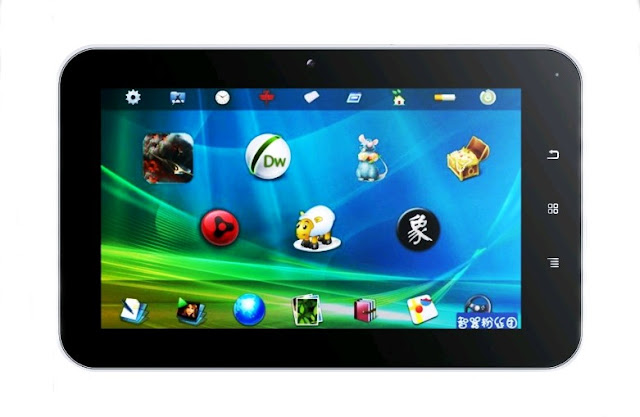 TreQ A10c Mini Tablet Android Sandwich