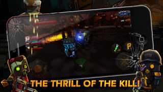 Call of Mini: Zombies v4.0.1 for iPhone/iPad