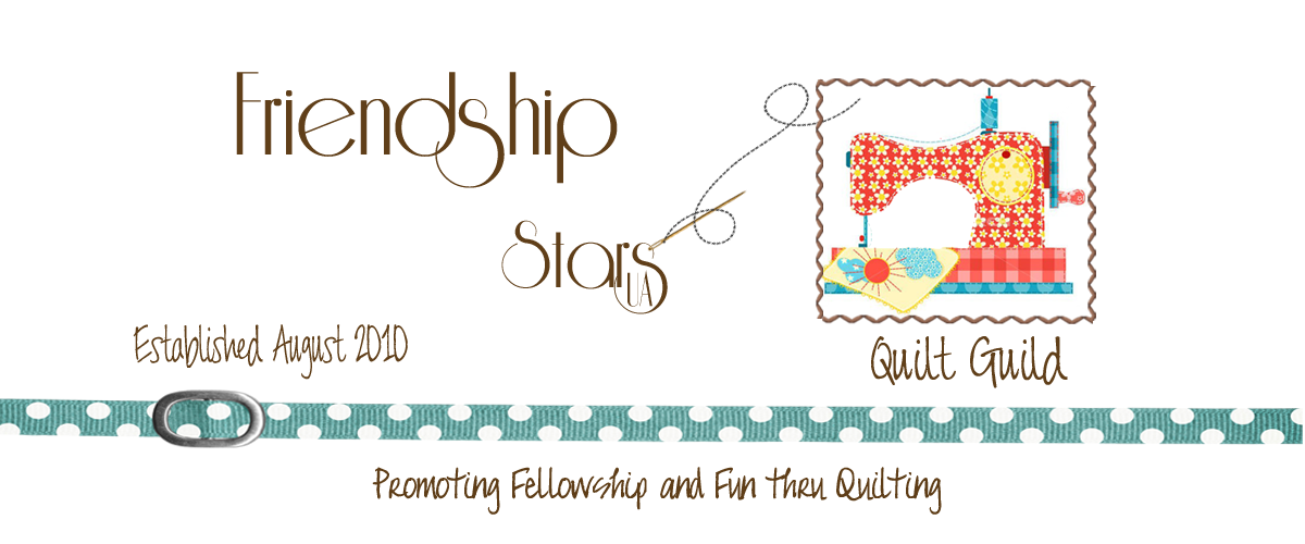 Friendship Stars Quilt Guild