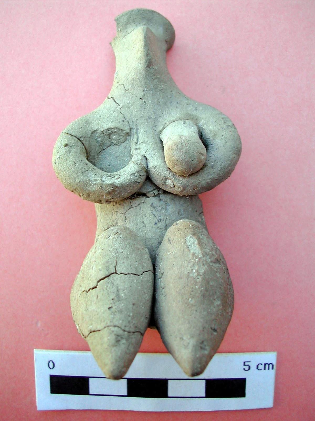 Figurina femenina Halaf