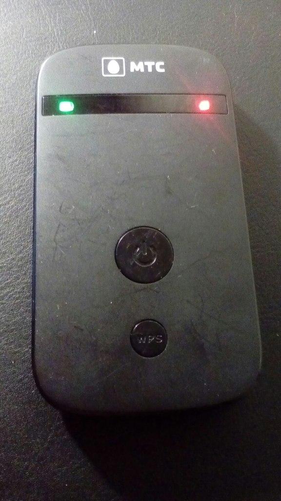 Wifi роутер мтс инструкция