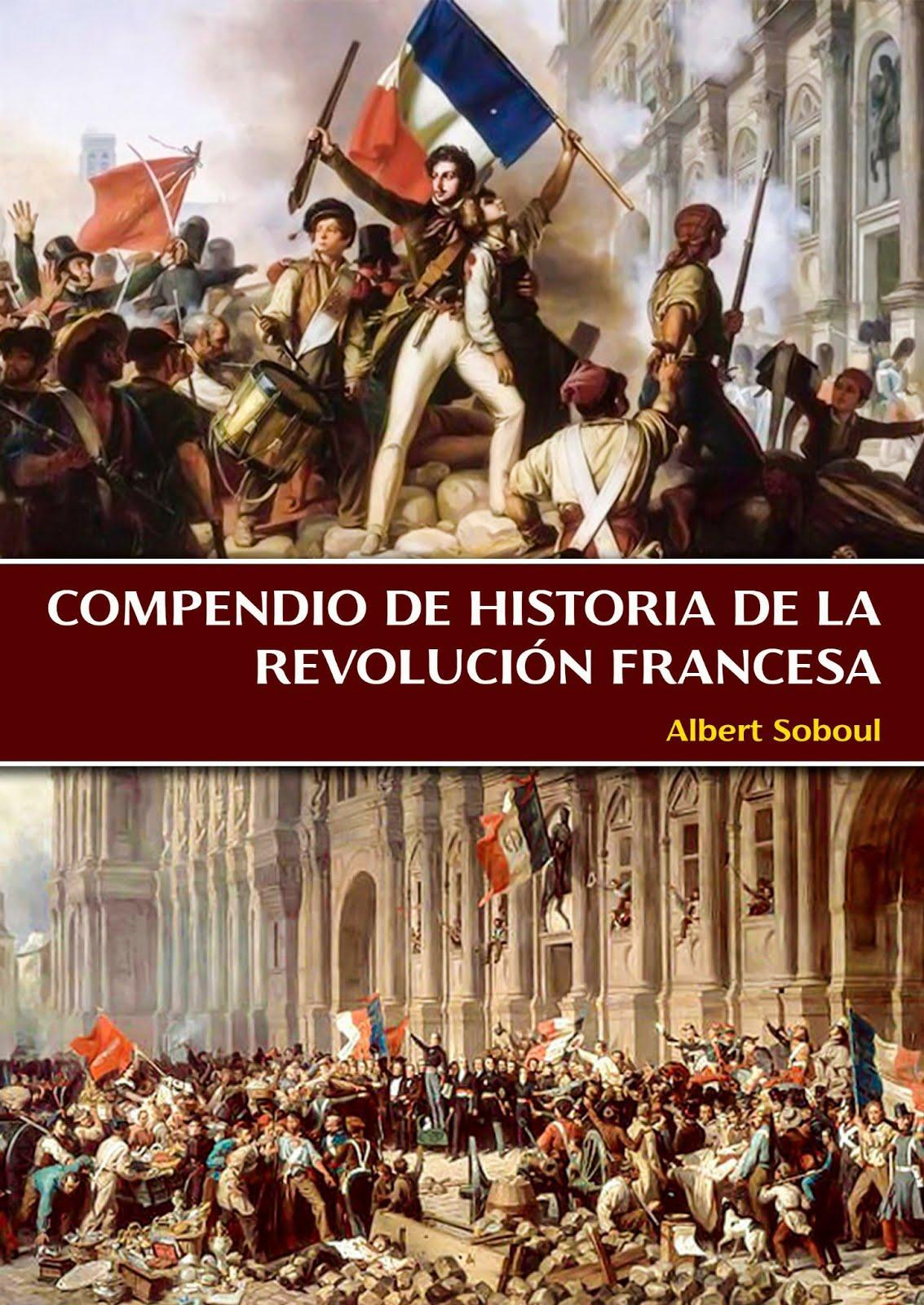 Compendio Revolución Francesa de Soboul