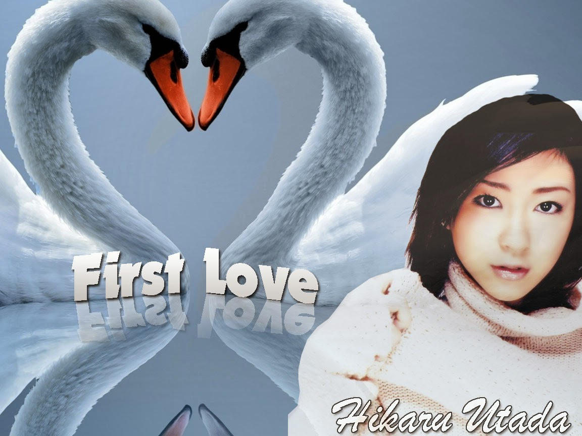 first love hikaru utada music letter notation with