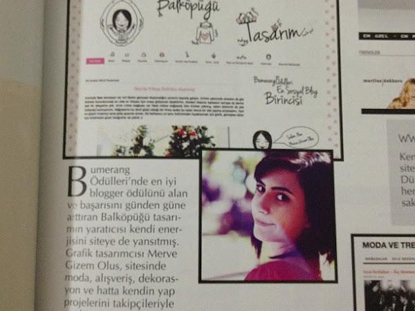Balköpüğü Blog Guest Dergisi Şubat Sayısında!