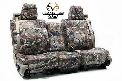 Camo seat covers for the Chevy Silverado