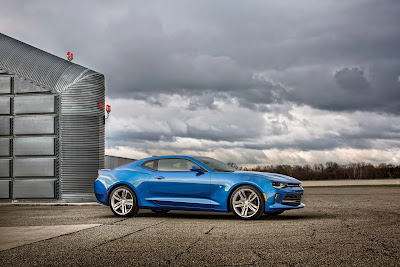 2016 Chevrolet Camaro Performance Review