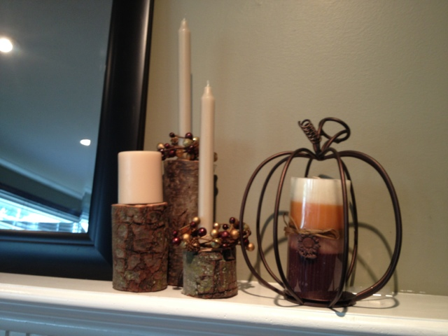 Two It Yourself Diy Tree Branch Candle Sticks Pottery