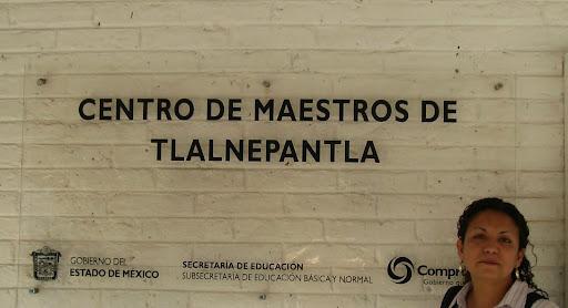 CENTRO DE MAESTROS TLALNEPANTLA