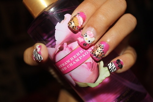 The Captivating Best different nail designs Images