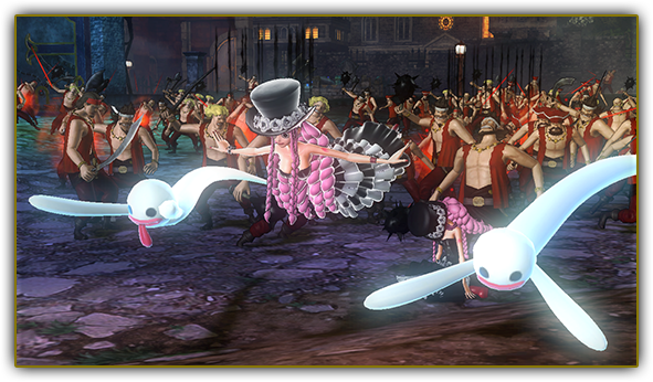 Pirate warrior 2 Perona ScreenShots 4