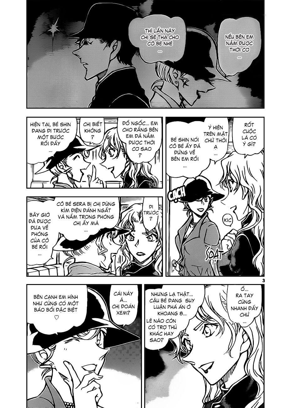 Thám Tử Lừng Danh Conan - Chapter 823 - Pic 5
