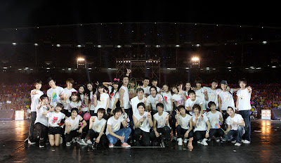 SMTown Live World Tour 3 in Seoul
