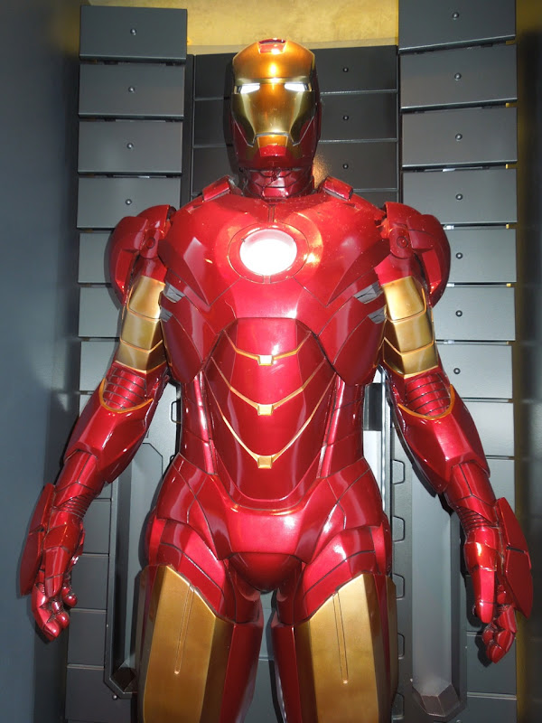 Iron Man Mark IV armour