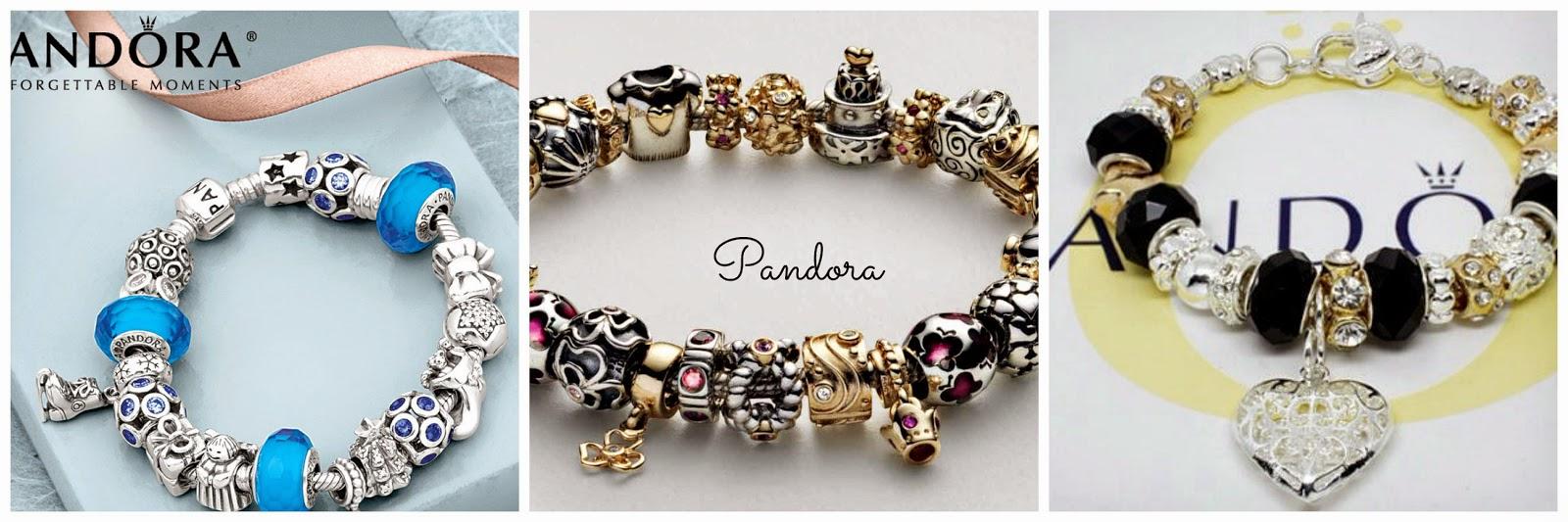 Gelang Pandora Habib Jewels