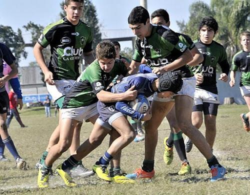 9° fecha del Campeonato Anual Juvenil de la URT