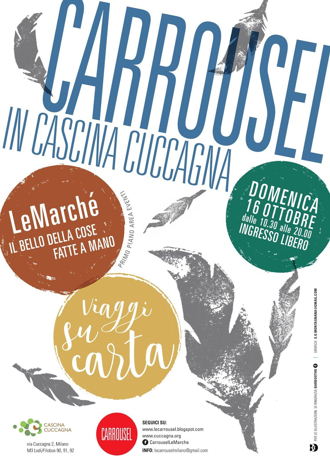 Carrousel LeMarche Voli su Carta