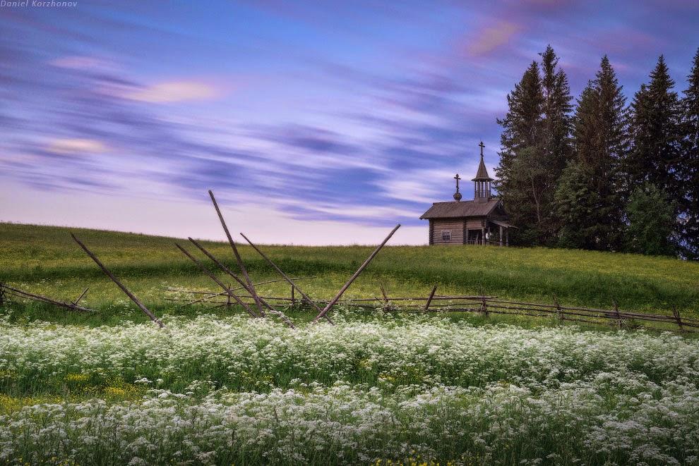 Красота русской деревни