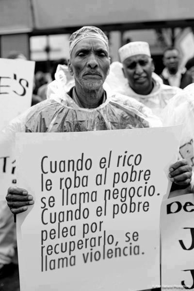 A PROPÓSITO DE LA LEY DE TIERRAS