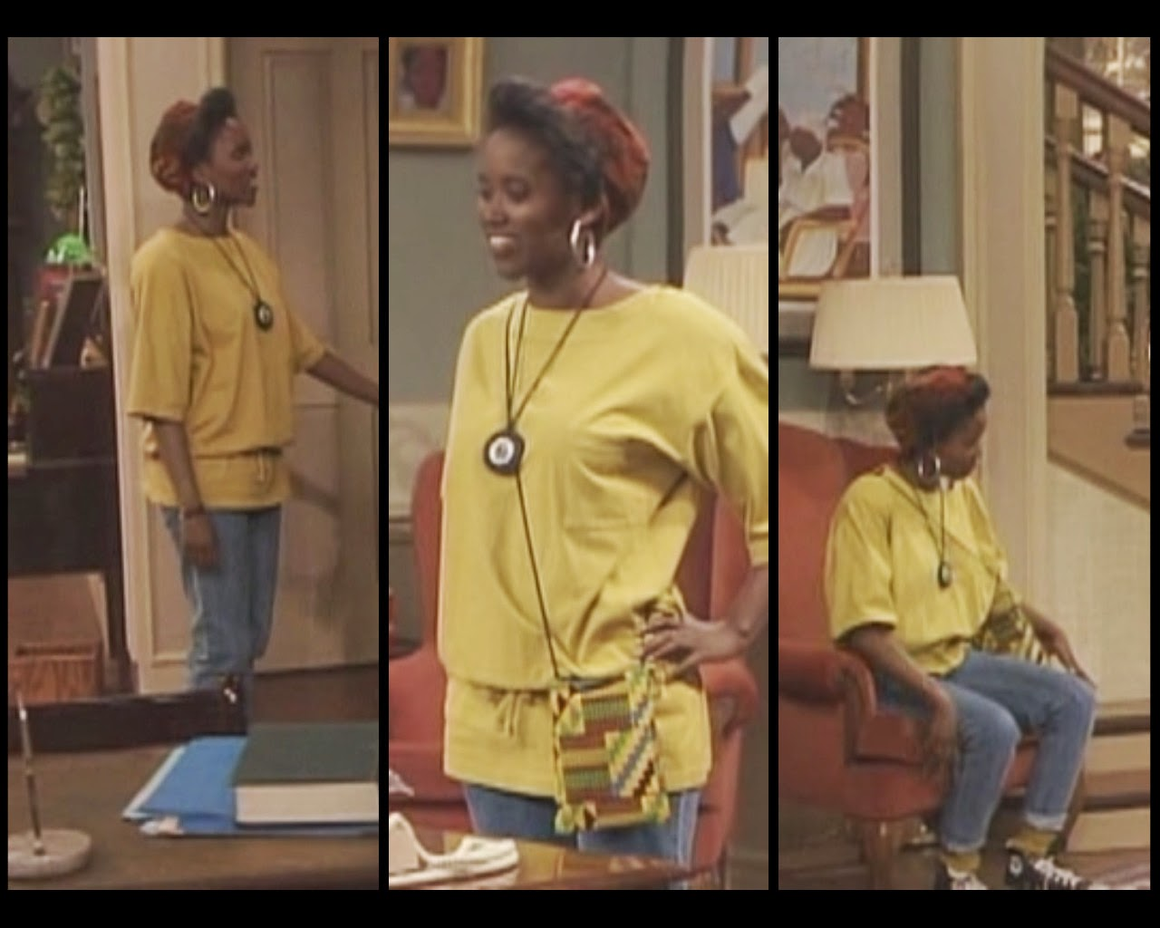 Pam From Martin Outfits