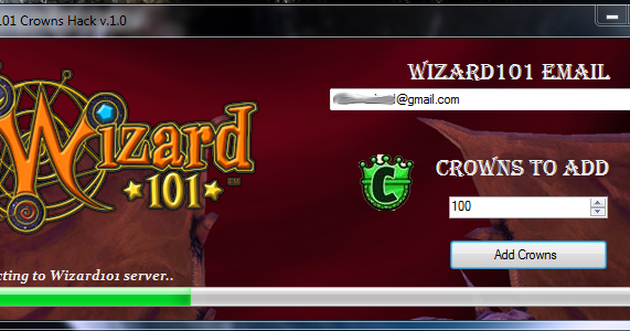 wizard 101 cheats for unlimited crowns without cheat engine