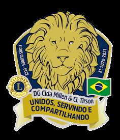 """GESTÃO 2020/2021 - """"UNIDOS, SERVINDO E COMPARTILHANDO"""""""