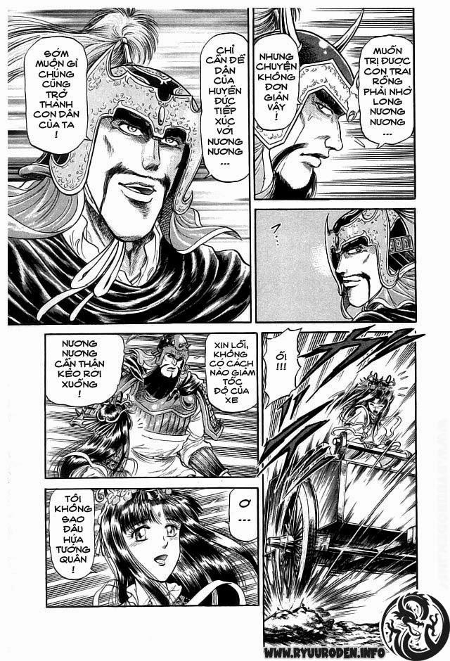 Chú Bé Rồng - Ryuuroden chap 18 - Trang 27