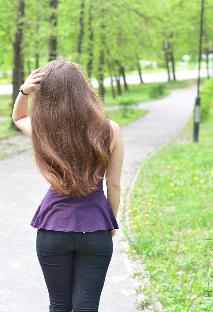 Aktualizacja włosów | maj