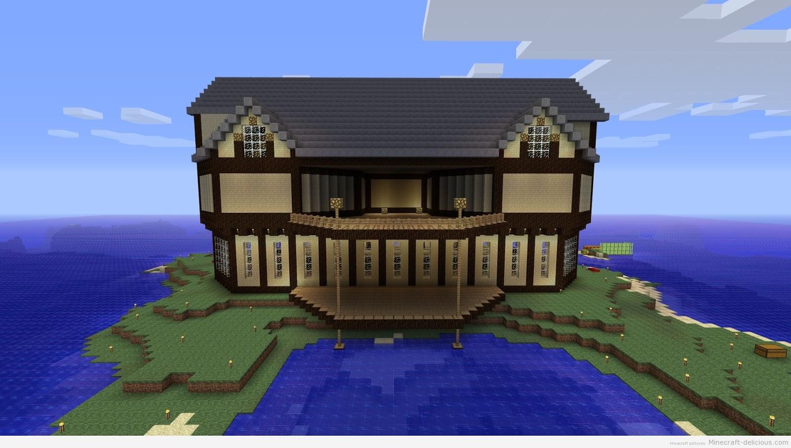 minecraft blog minecraft mansion 014