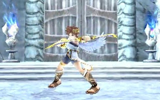 Kid Icarus Upring nintendo 3ds handheld