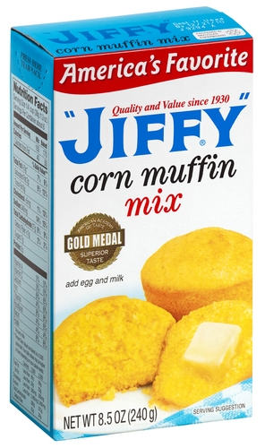 Use Jiffy Corn Muffin Mix For Cake