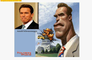 Arnold schwarzeneger funny picture