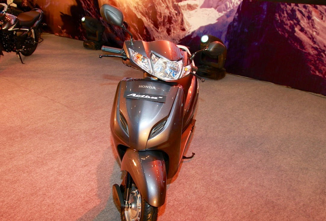 Honda Activa 3G Third Generation Scooter