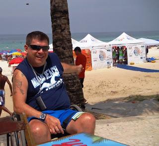 JEFFERSON MAIA Conheca o blog do Jeff, cadeirante que pinta e borda no Brasil!