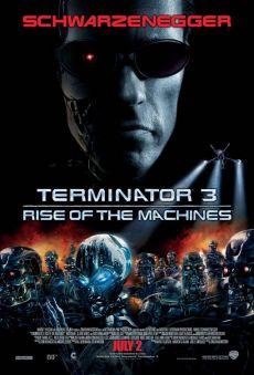 Kẻ Hủy Diệt 3: Người Máy Nổi Loạn - Terminator 3: Rise Of The Machines