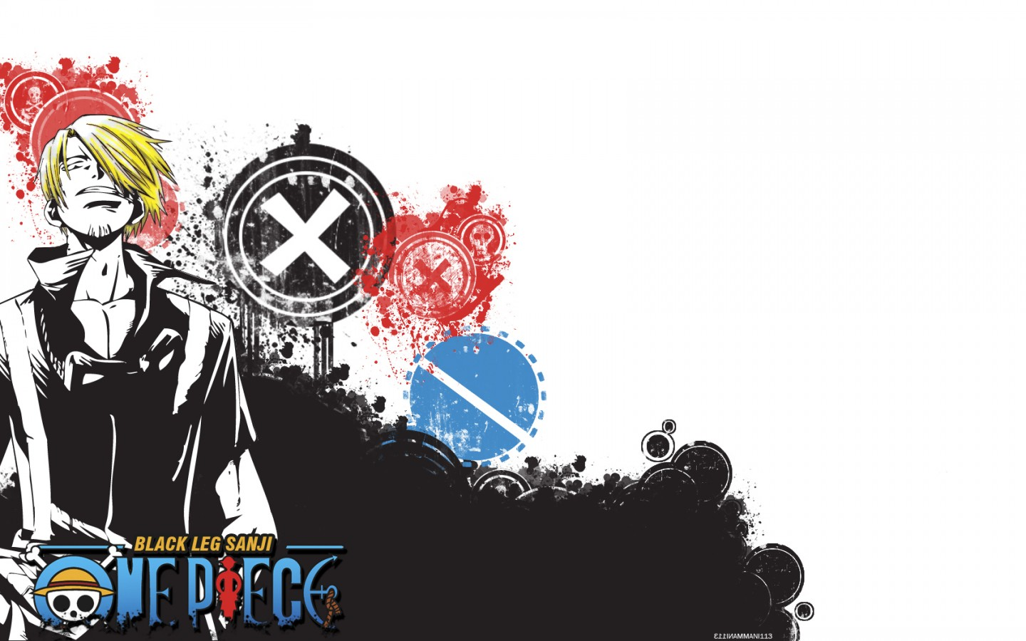 One Piece HD & Widescreen Wallpaper 0.167498133430142