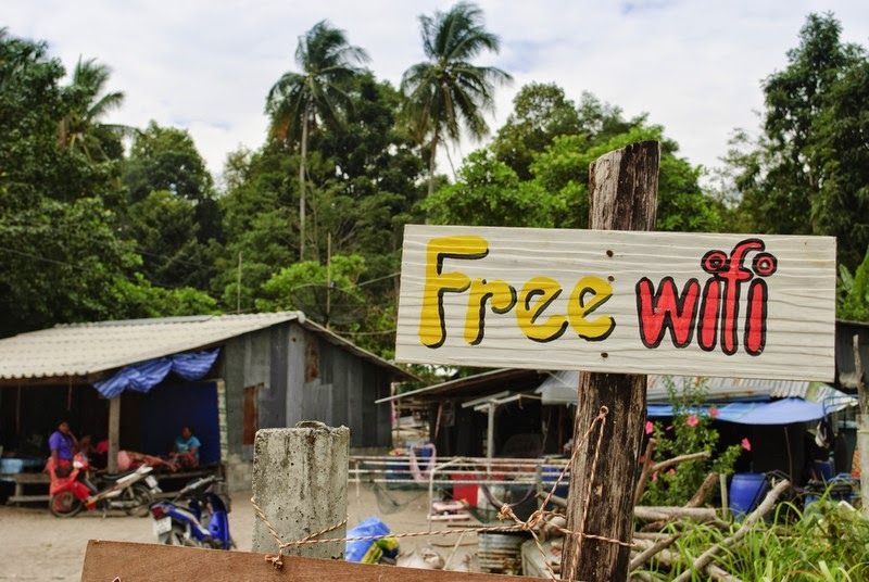 Free Wifi Таиланд