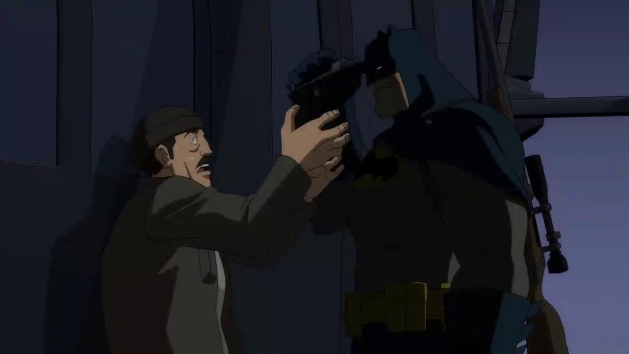 Batman The Dark Knight Returns, Part 1 (2013) 720p HD