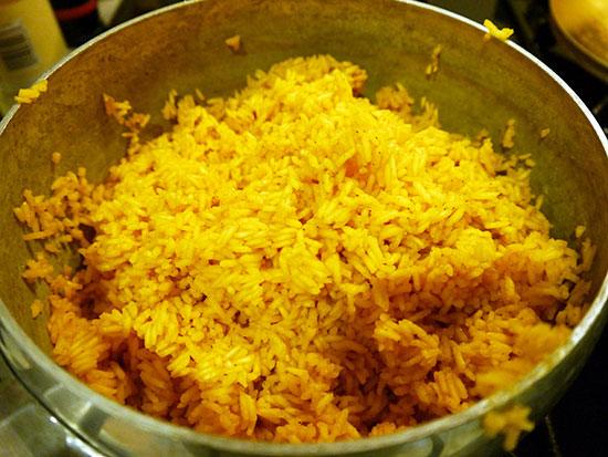 Kristina Does The Internets Spanish Rice