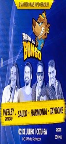 FORRÓ DO BONGO