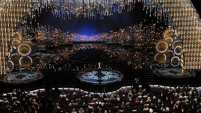 2013 academy awards stage design
