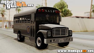 SA - Ônibus da Prisão