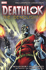 'Deathlok: The Complete Collection' by Rich Buckler and Doug Moench