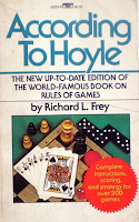 'According to Hoyle' by Richard L. Frey (1985)