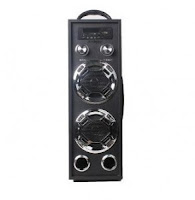 Buy Callmate KS-443 2 in 1 Moveable Audio Speaker at Rs.2649: Buytoearn