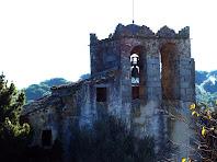 El campanar emmerletat de Sant Andreu del Far