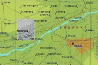 BASE ALIENÍGENA EN LA GRAN PIRÁMIDE DE CHINA  Map003