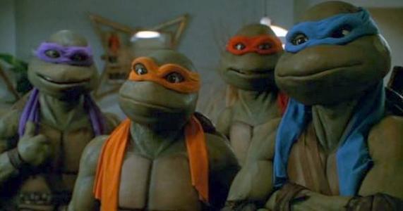 Tortues ninja nouvelle bande annonce la mode gangsta - Image tortue ninja ...