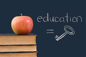 Education key of succes